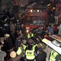 Lahore Fire
