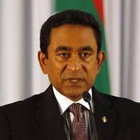 Maldives President