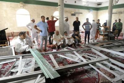 Mosque Suicide Attack