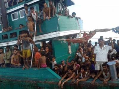 Myanmar Immigrants