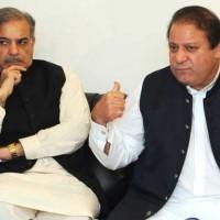 Nawaz Shrarif And Shbaz Shrarif