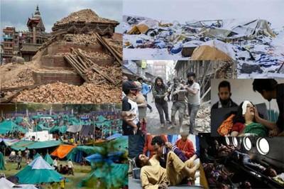 Nepal Earthquakes