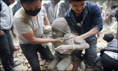 Nepal Earthquick