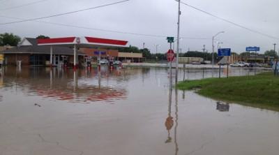 Oklahoma Flood