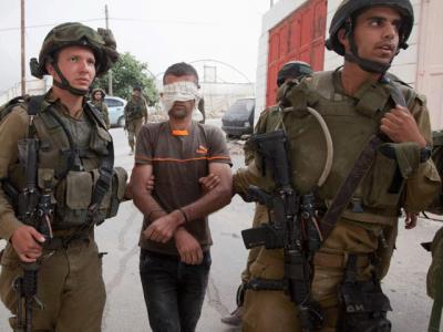 Palestinian Areest
