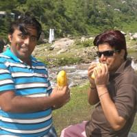 Rana Niaz Ahmad With Friend