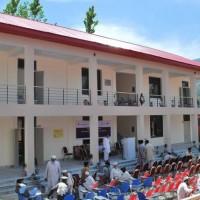 School Building Opening