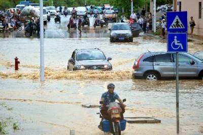 South China Torrential Rains