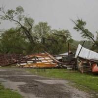 Storm Tornadoes