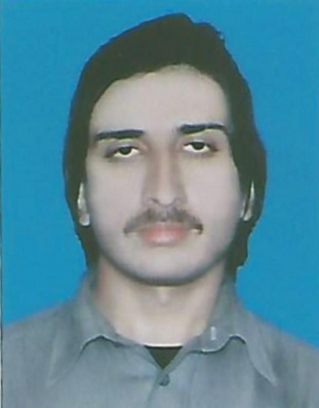 Syed Akash Hussain Shah