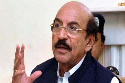 Syed Qaim Ali Shah