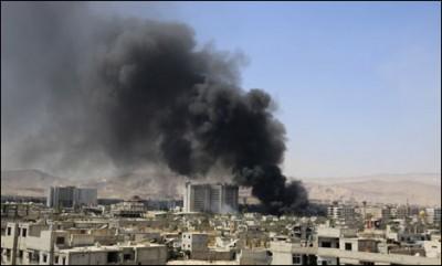 Syria Fight
