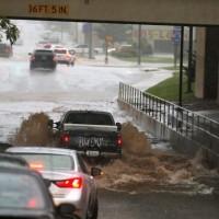 Texas Aukluhama Torrential Rain