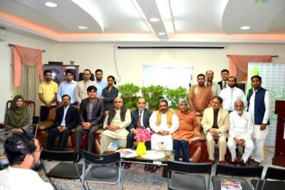Tum bi Had Karty Ho Launching Ceremony Foto