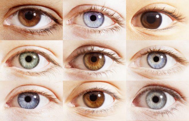 آنکھوں کا رنگ بدلنے والا طريقۂ علاج