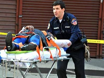 USA Policeman  killed