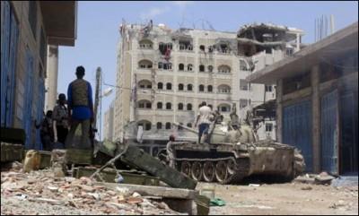 Yemen Fight