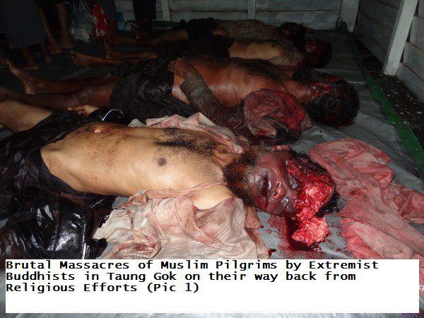 10 Muslim Pilgrimages Mercilessly Killed