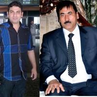 Afaq Hussain and Munib Ashfaq