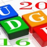 Budget 2015 -16