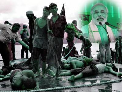 Burma Muslims and Modi
