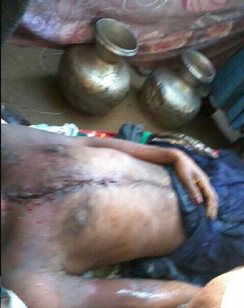 Burma. Abu Tayoub (21) son of Kabir Ahmed has been killed by Burma Military force and Border Guard Police
