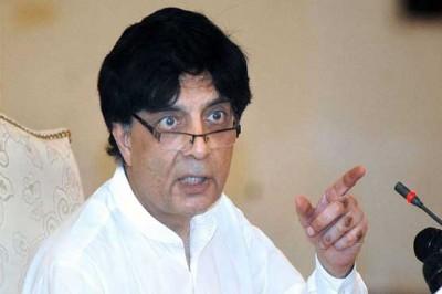 Chaudhry Nisar