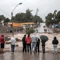 Chile Flood