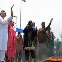 Eunuchs Protest