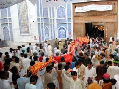 Hazrat Lal Shahbaz Qalandar Urs