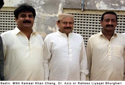 Kamaal Khan Badin