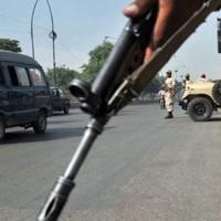 Karachi Firing