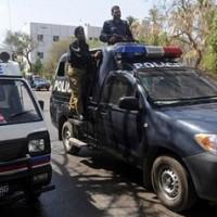 Karachi Police Operation