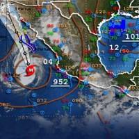 Mexico Storm