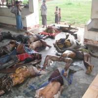 Myanmar Shaheeds Muslims