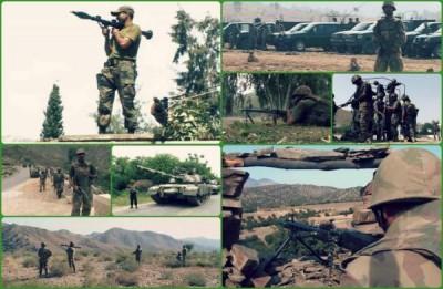 Pak Army Operation Zarb e Azb