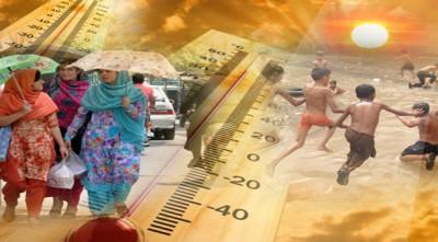 Pakistan Hot Weather