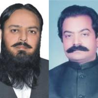 Rana Sana and Arshad Sadiqqui
