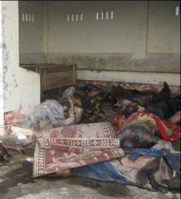 Rohingya Dead Bodies