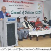 Senator Mushahid Ullah Speech
