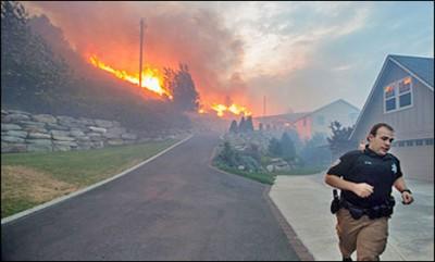 Washiton Fire