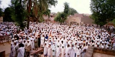 Janaza Pir Hadi Hussain Shah sahib