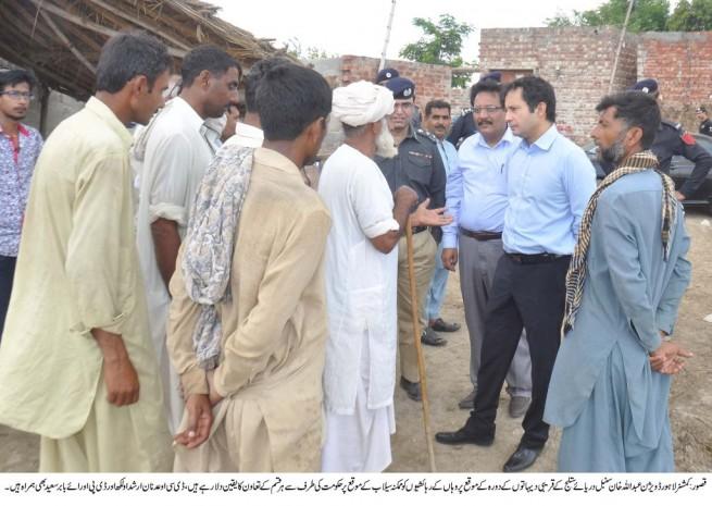 Abdullah Khan Sumbal News