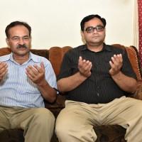 Arfan Saddique and Ali Raza