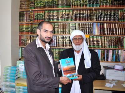 Ashraf Qureshi and Irfan Tahir