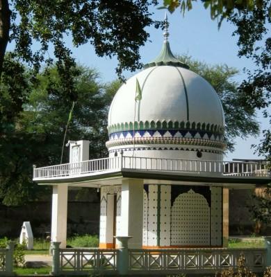 Darbar Pir Qadir Ali Shah r.a