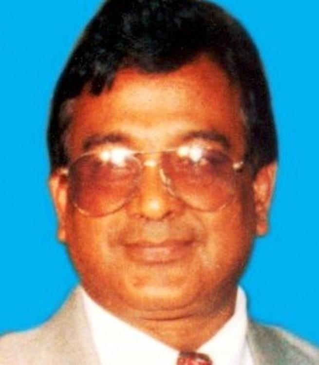 Dr Syed Ahmed Qadri