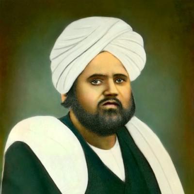 Hazrat Pir Mehr Ali Shah