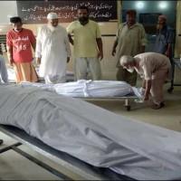 Heatstroke in Karachi