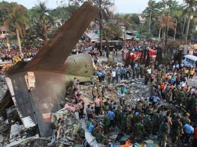 Indonesia Arcraft Accident